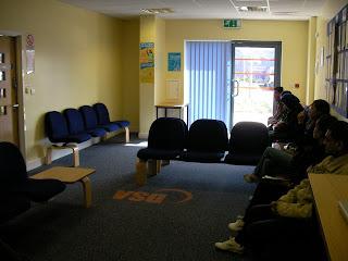 DSA Test Centre Beaufort Park NW9