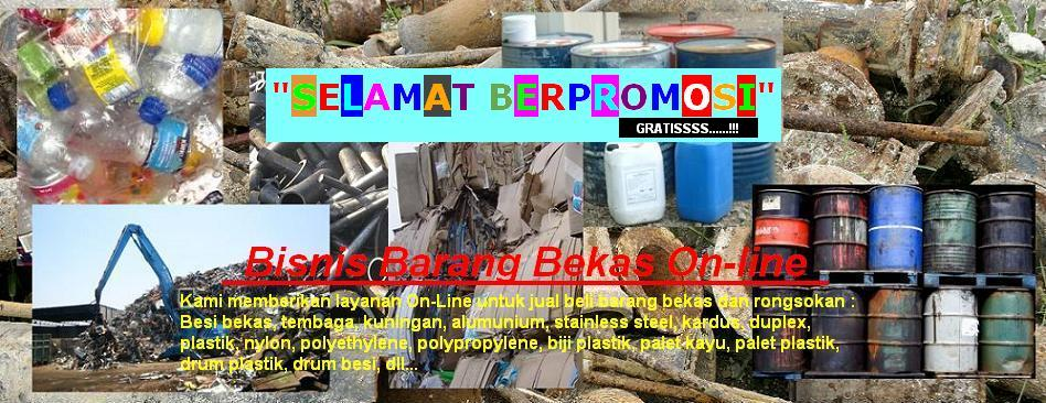 Bisnis Barang Bekas On-line