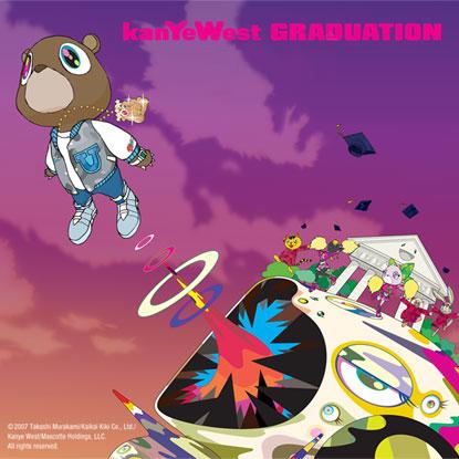 kanye west album. Kanye West - Graduation