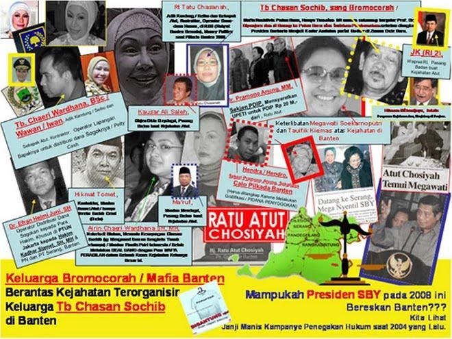 Restu SBY untuk Airin Rachmi DIany Merampok dengan Santun di Banten
