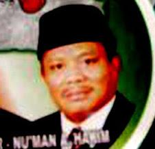 Belgug KPK Nu'man Abdul Hamik The Loser dari Jabar