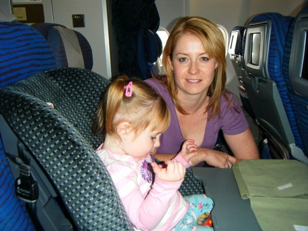 Tripping with Kids: Tips for flying with babies and young children