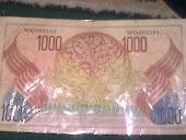 di jual uang kuno Harga 1 Juta Rupiah