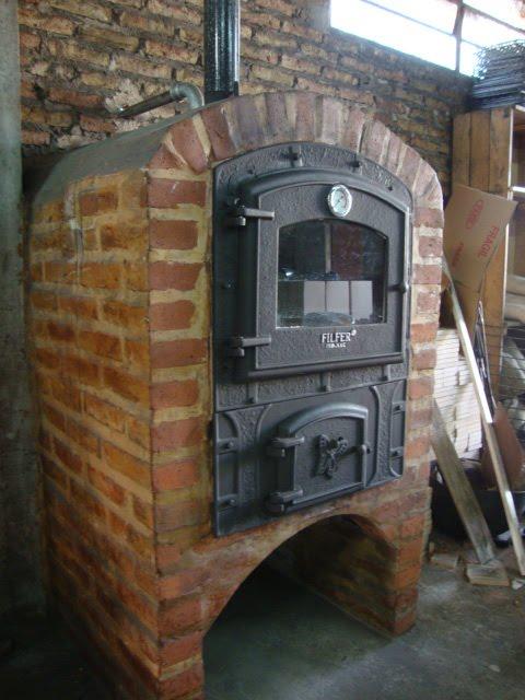 Don julian horno hierro fundido calor envolvente horno for Horno de hierro fundido