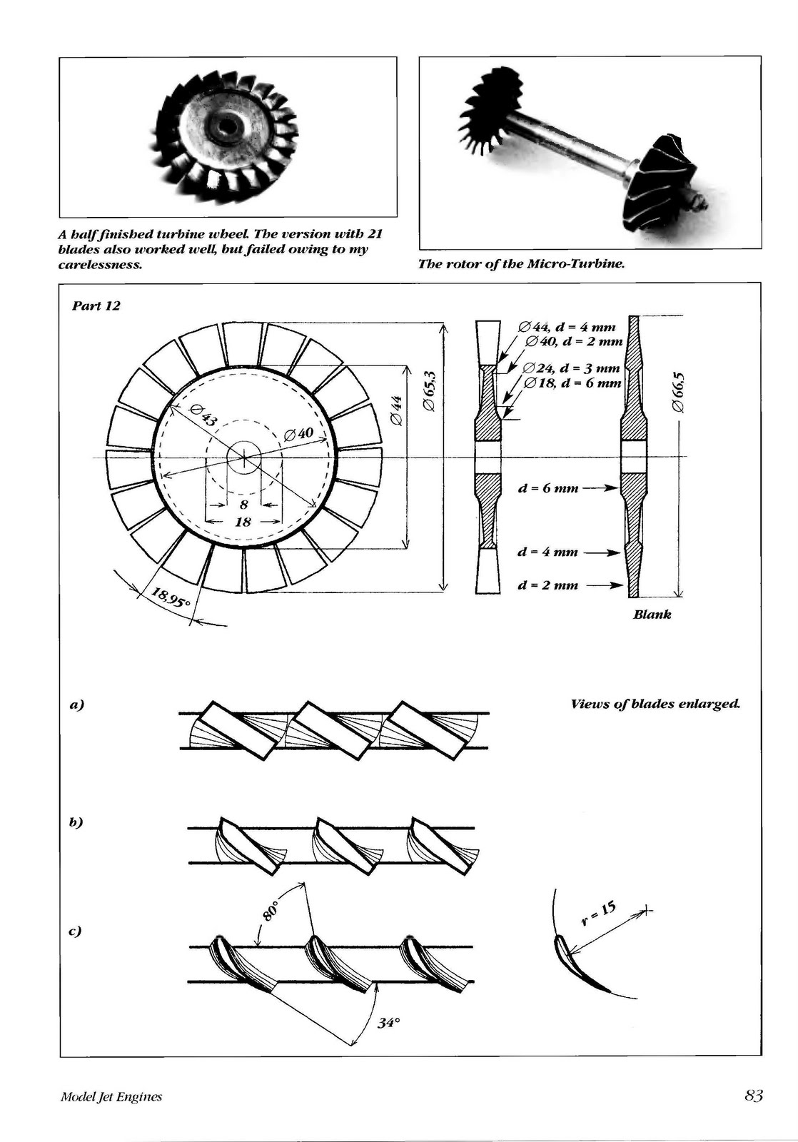 how to build a jet engine plans