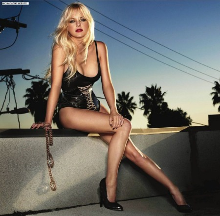 Anna Faris. wallpaper Anna Faris and Chris