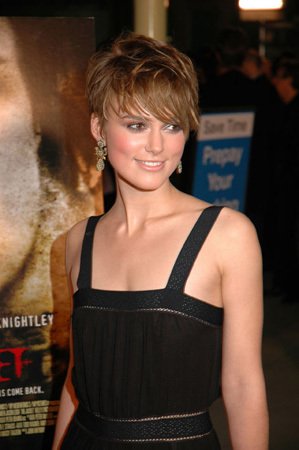 Keira Knightley's best hair?