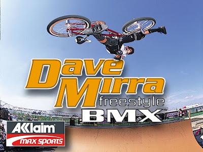 Dave Mira Freestyle BMX