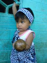 niña kuna