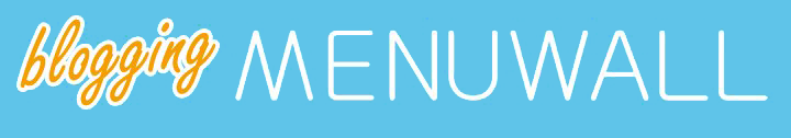 MenuWall: The Restaurant Guides Blog