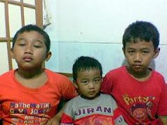 Ketiga Anakku
