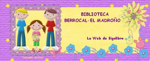 BIBLIOTECA BERROCAL- EL MADROÑO
