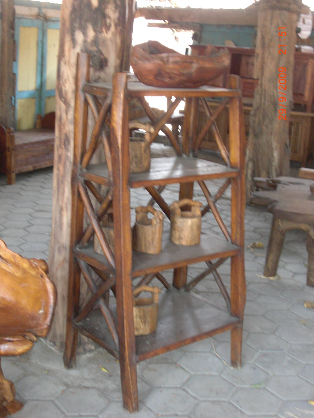 Fadhilah Art Rak Sepatu