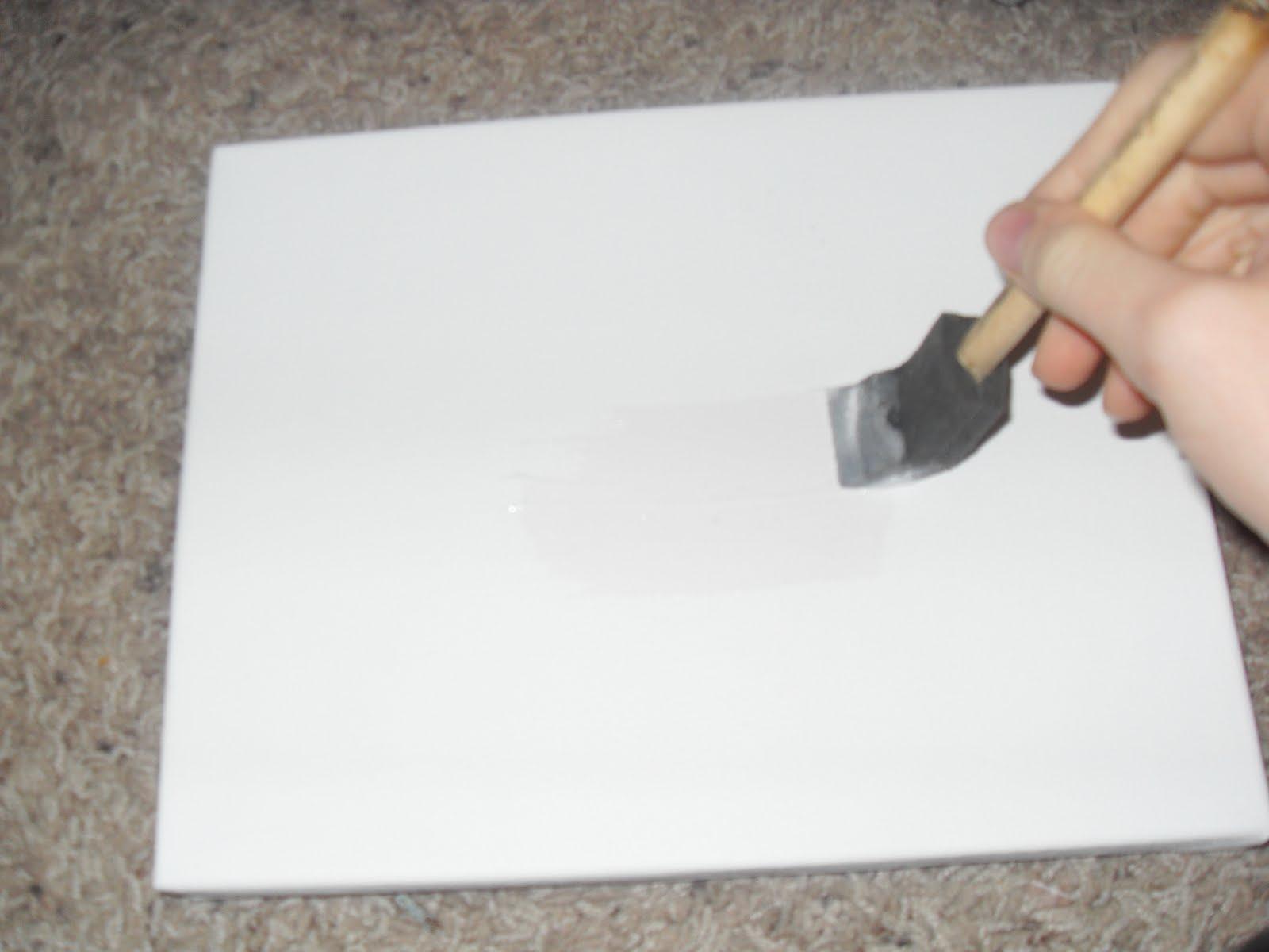 Перенос фото на холст своими руками 71
