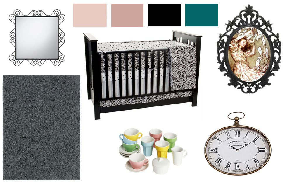 Alice In Wonderland Nursery Theme Alice In Wonderland Theme For