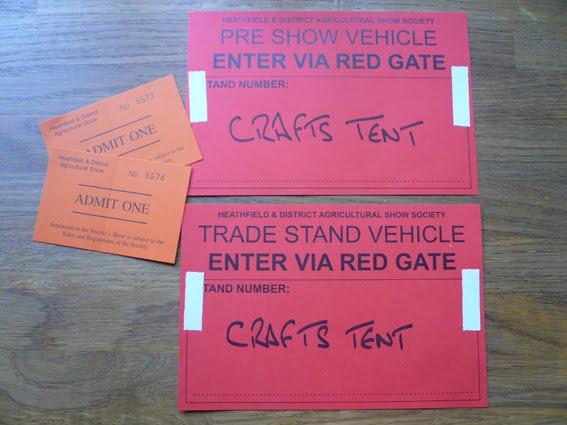 Trade Stands Glastonbury : Anna wilson patterson heathfield show