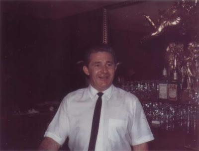 Louis the Bartender - circa 1960s