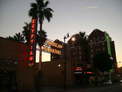 Grauman's Egyptian Theatre - Hollywood