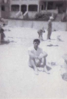 Louis at the Beach - circa Summer 1951