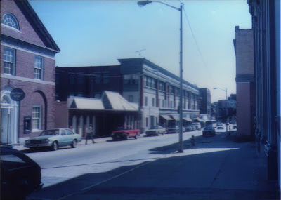 Main Street - Woonsocket 1985