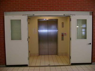 Morgue Elevator