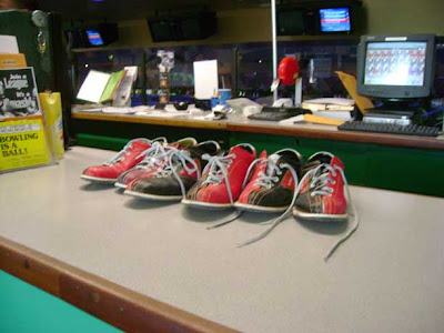 That Bowling Shoes at Work Craze Never Worked Out