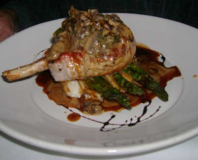 Pan Roasted Pork Chop
