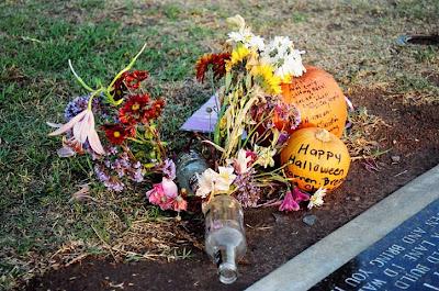 Woodlawn Cemetery Halloween