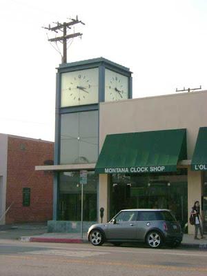 Montana Clock Shop