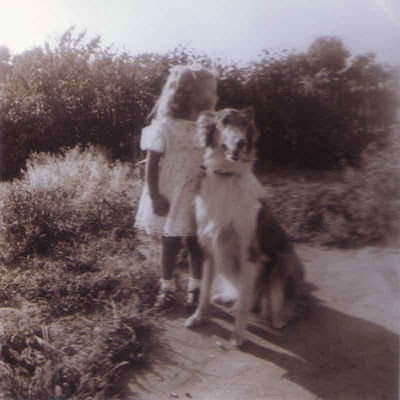 Patsy and Lassie - 1955