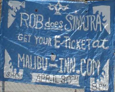 Rick Does Sinatra - Malibu