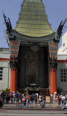 Chinese Theatre - Hollywood