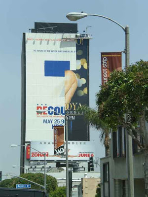 Sunset & Doheny - West Hollywood