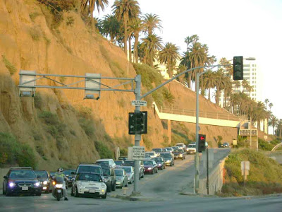 California Incline - Santa Monica