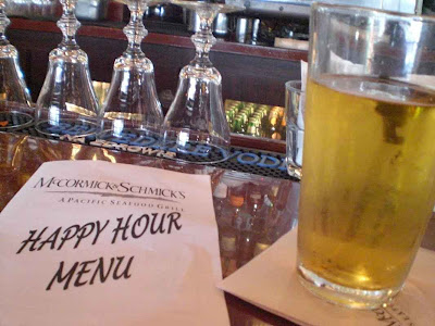 Best Happy Hour: McCormick & Schmicks - Beverly Hills