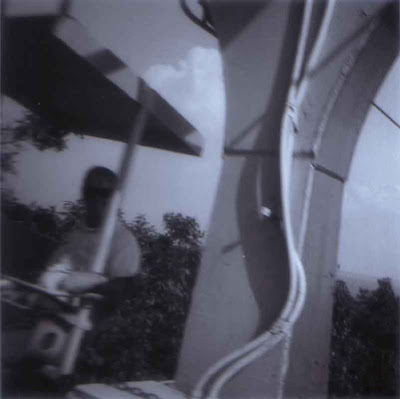 Uncle Tommy on the Sky Ride - 1970