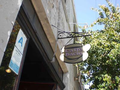 Caffe Bacio - A Nice Place to Take A Nap - Hollywood