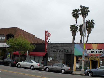 The Arsenal - West L.A.