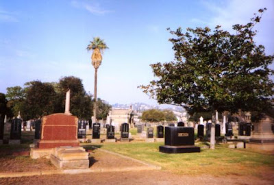 Evergreen Cemetery - Boyle Heights - East L.A. - Pt. 1