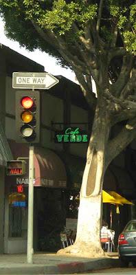 Cafe Verde - Pasadena
