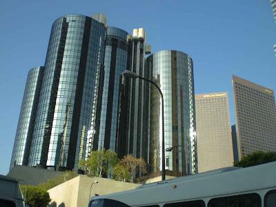 Bonaventure Hotel - Downtown L.A.