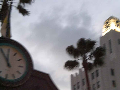 Clocktower at Dusk - Santa Monica