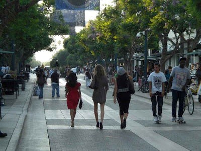 Promenading - Santa Monica