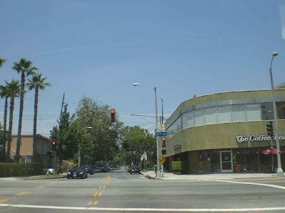 3rd Street at Martel Ave./Hauser Blvd. - Miracle Mile North