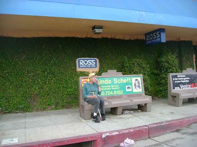 Venice Bus Stop