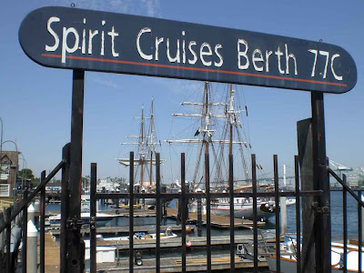 Spirit Cruises Berth 77C - San Pedro