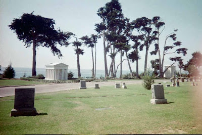 Santa Barbara Cemetery - Part Two
