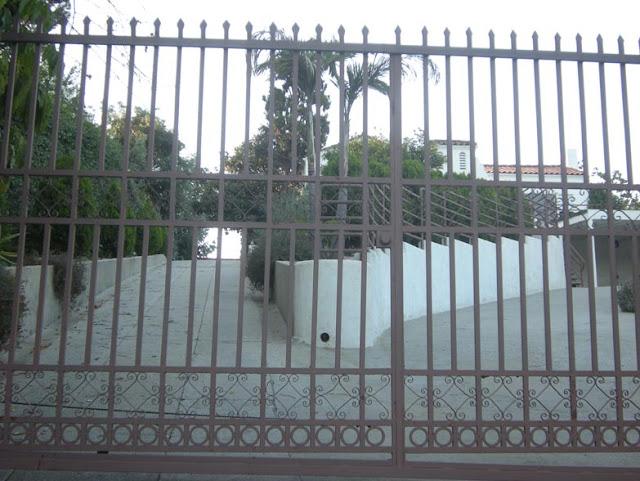 LaBianca home on Waverly Drive