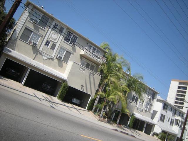 Sal Mineo's Holloway apartment building
