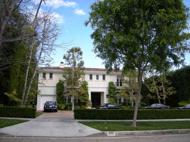 Menendez Beverly Hills family home